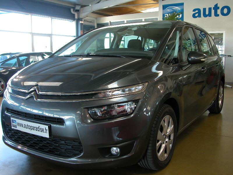 Véhicule d'occasion CITROEN GRAND C4 PICASSO  1.6 HDI 120 BUSINESS 7 PL
