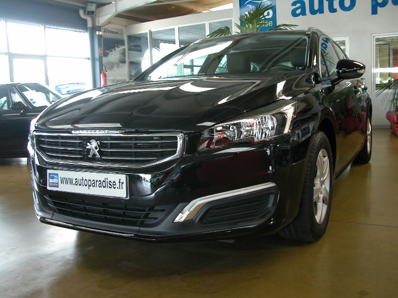 Véhicule d'occasion PEUGEOT 508 SW 1.6 E-HDI 115 BUSINESS PACK ETG6