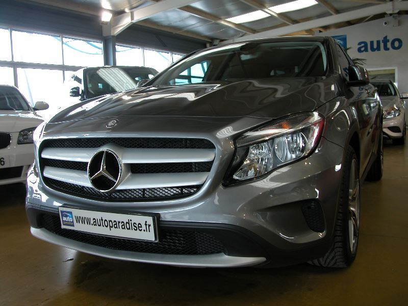 Véhicule d'occasion MERCEDES GLA 200 CDI BUSINESS 7G-DCT