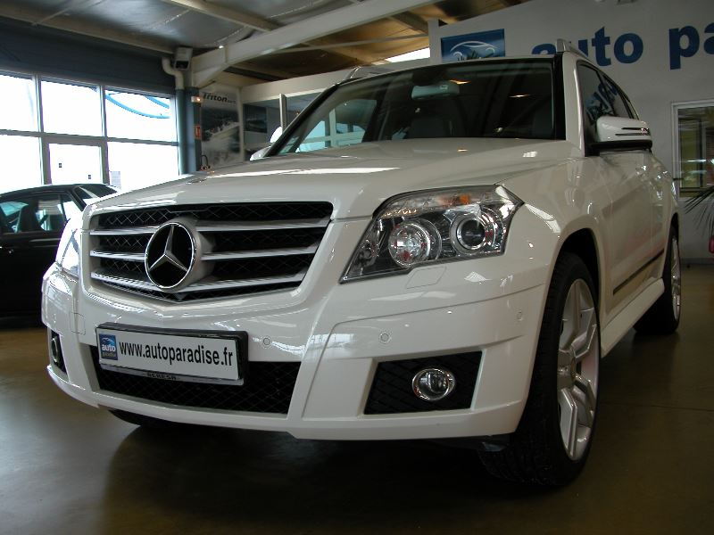 Véhicule d'occasion MERCEDES GLK 350 7G-TRONIC 4 MATIC