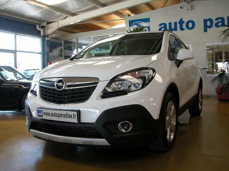 Véhicule d'occasion OPEL MOKKA 1.4 TURBO EDITION