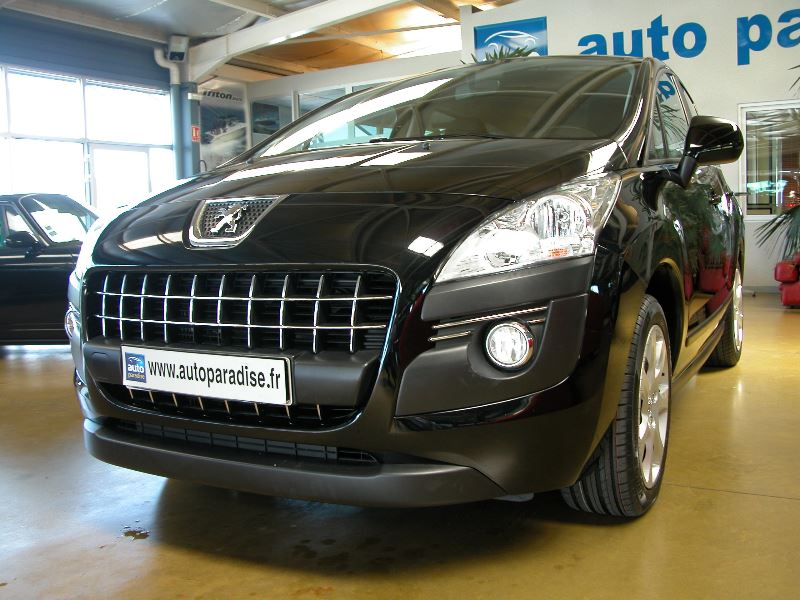 Véhicule d'occasion PEUGEOT 3008 1.6 HDI 110 BUSINESS BMP6