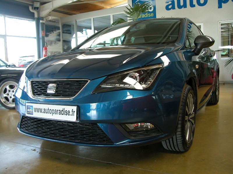 Véhicule d'occasion SEAT IBIZA 1.4 TDI 90 CONNECT