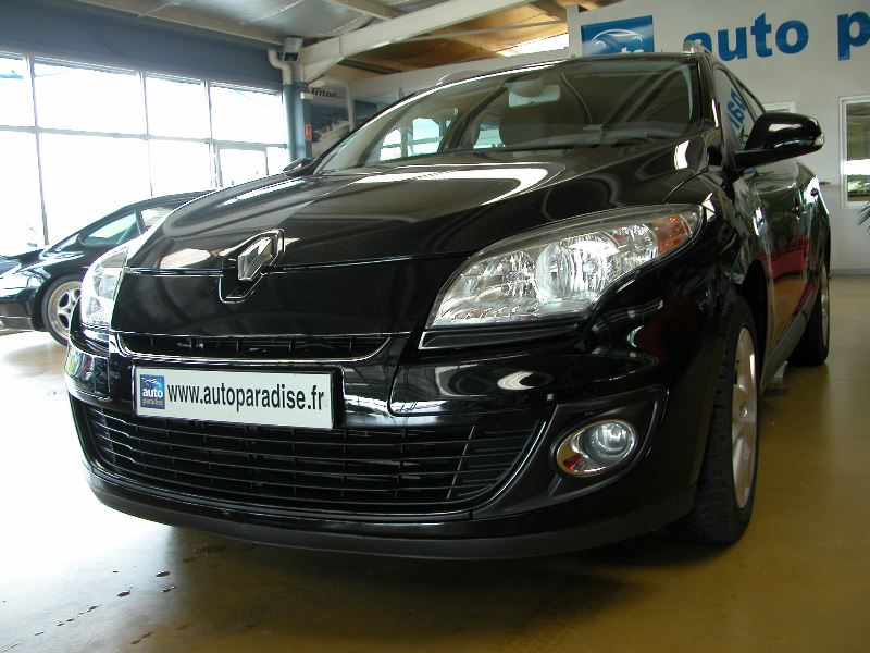 Véhicule d'occasion RENAULT MEGANE ESTATE 1.5 DCI 110 BUSINESS