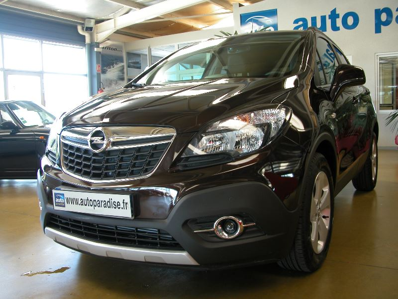 Véhicule d'occasion OPEL MOKKA 1.4 T 140 COSMO