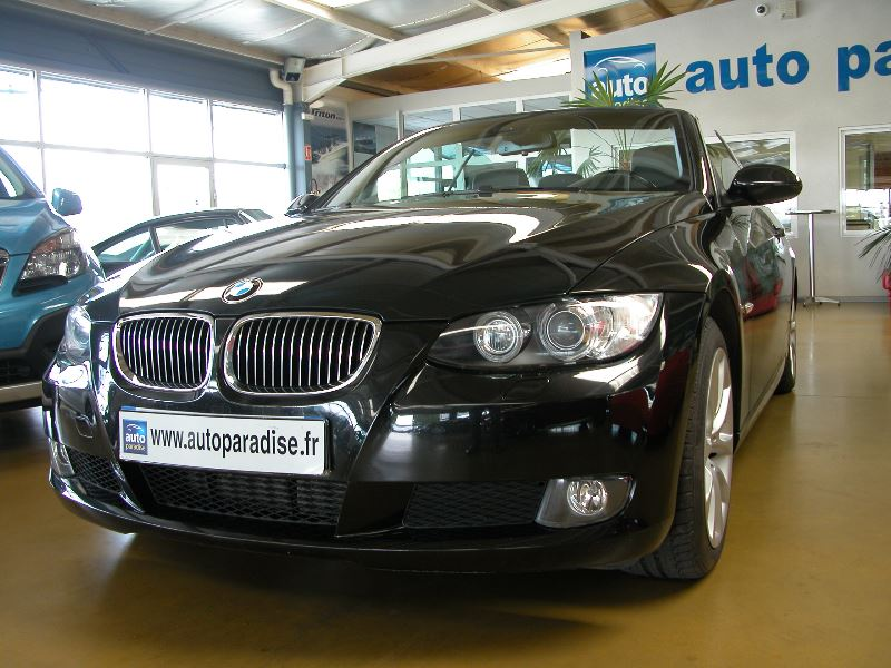 Véhicule d'occasion BMW SERIE 3 CABRIOLET 330D LUXE