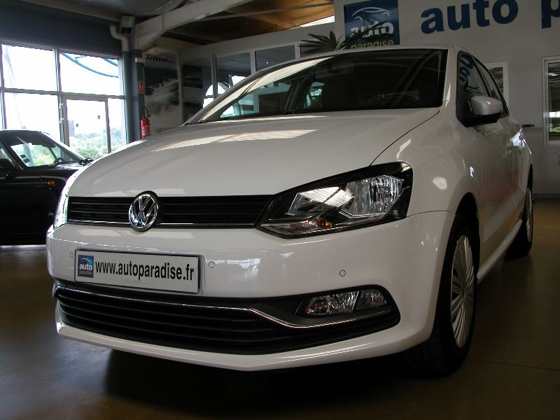 Véhicule d'occasion VOLKSWAGEN POLO 1.4 TDI 90 BUSINESS