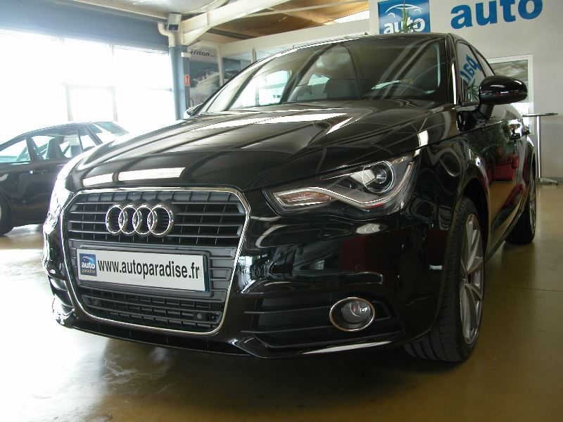 Véhicule d'occasion AUDI A1 SPORTBACK 1.6 TDI 90 AMBITION LUXE