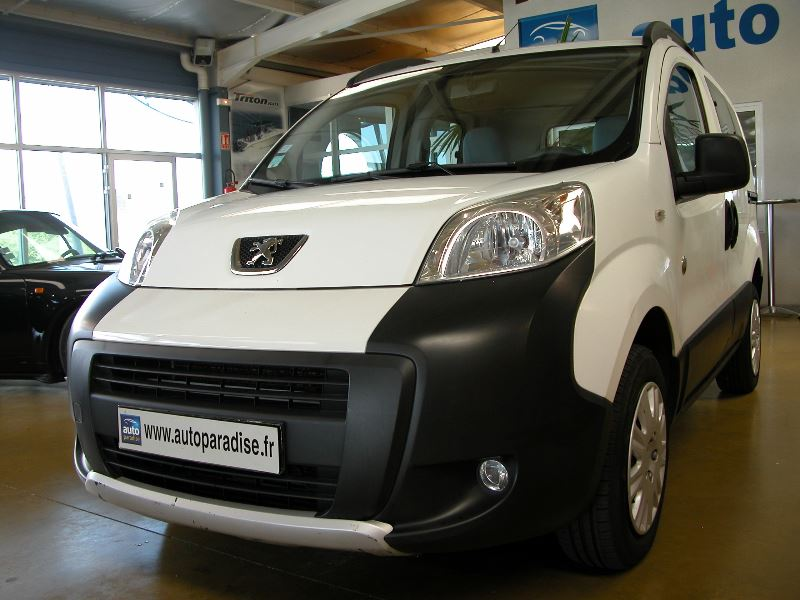 Véhicule d'occasion PEUGEOT BIPPER 1.4 HDI 70 OUTDOOR