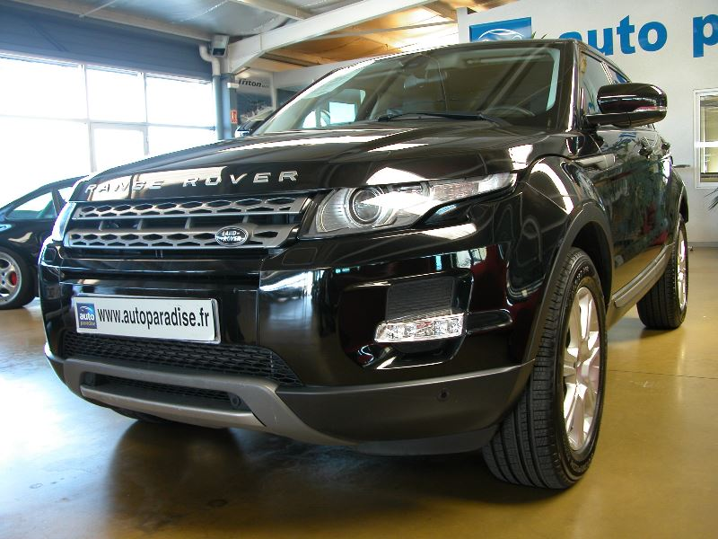 Véhicule d'occasion LAND-ROVER RANGE ROVER EVOQUE 2.2 SD4 190 PURE