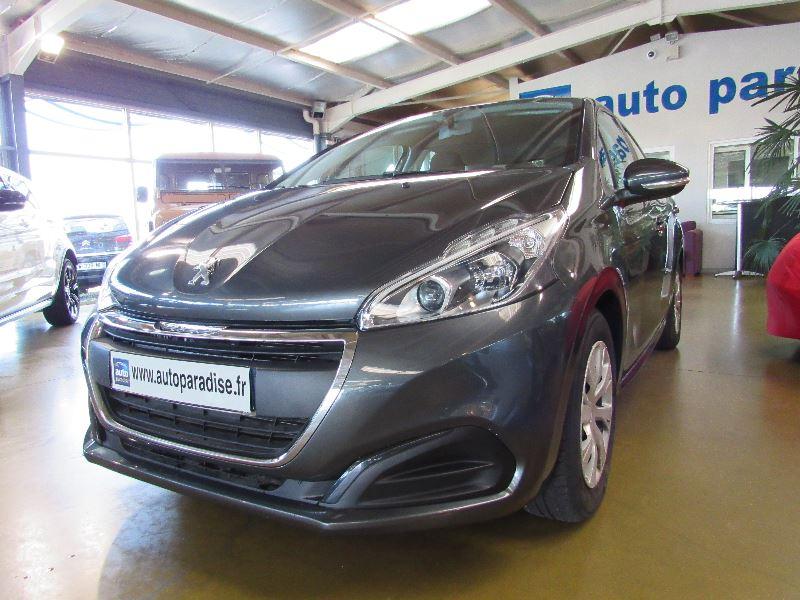 Vehicule D Occasion Peugeot 208 Societe 2 Places A Saint Etienne