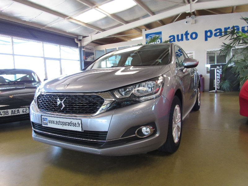 Véhicule d'occasion CITROEN DS4 1.6 BLUE HDI 120 BUSINESS