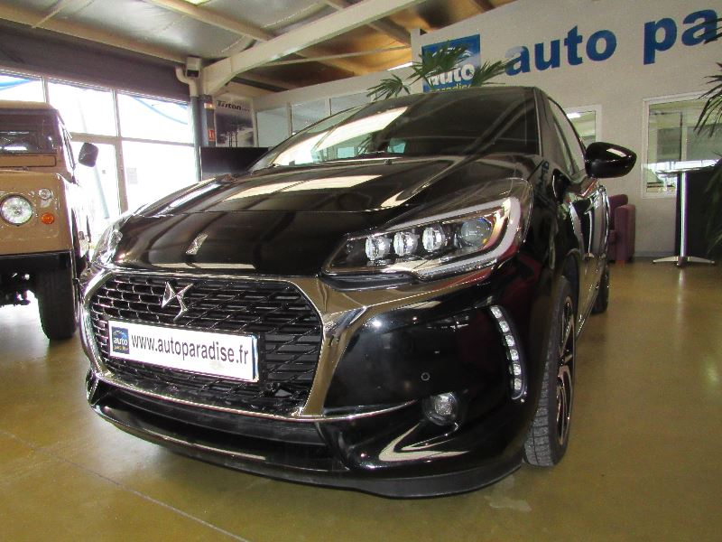 Véhicule d'occasion CITROEN DS3 1.6 HDI 120 SPORT CHIC