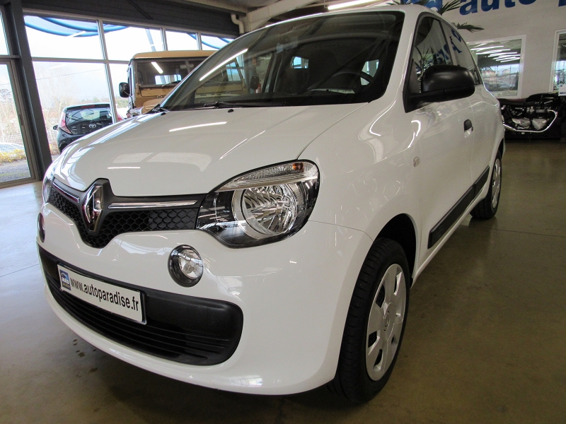 Véhicule d'occasion RENAULT TWINGO 1.0 SCE 70 LIFE