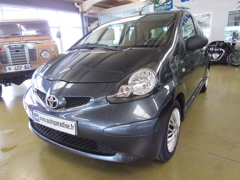 Véhicule d'occasion TOYOTA AYGO 1.0 VVT-I 68 3P